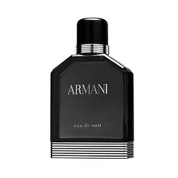 Eau De Nuit Pour Homme Tester 100 ml EDT Hombre Armani