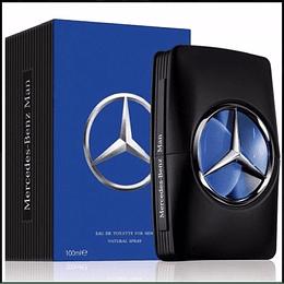 Mercedes Benz For Men Edt 100ml (Azul)