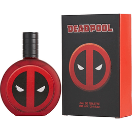 DEADPOOL 100ML EDT HOMBRE MARVEL