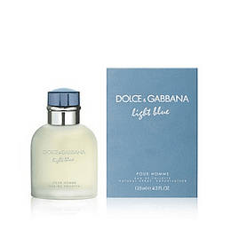 Light Blue Hombre 125ML EDT Dolce Gabbana