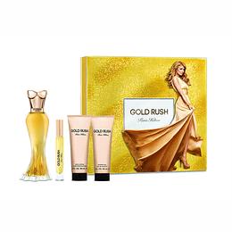 Estuche Gold Rush Edp 100ml+90ml B/L+90ml S/G Mujer
