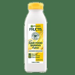 Fructis Hair Food Banana Aco Shampoo 300 ml