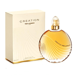 Creation 100ML EDT Mujer Ted Lapidus