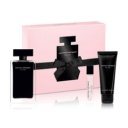 Narciso Rodriguez Set 100ml+10+75BL Edt Mujer