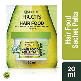 Fructis Hair Food Ct A gruacate Sch 20 ml
