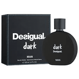 Desigual Dark EDT Hombre 100Ml