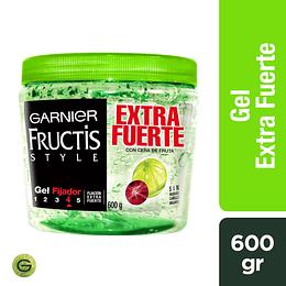 Fructis Style  grel Tarro Ex Fte 600 gr