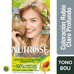 Nutrisse Ultra Cob 8.0 Rub Cl Prof 3 Aceites