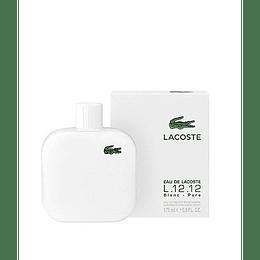 Lacoste L.12.12 Blanc - Pure Edt 175Ml Hombre