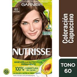 Nutrisse 60 Capuccino 3 Aceites