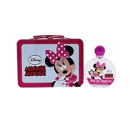 Minnie In Metallic Bag 100ml Mujer Disney