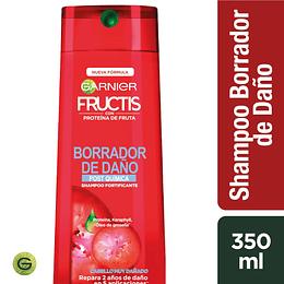 Fructis Borrador Daño P.Quim Sh 350 ml