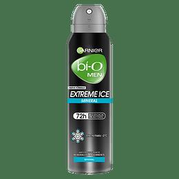 Desodrante Bi-O Spray Min Extr Ice Hom 150 ml