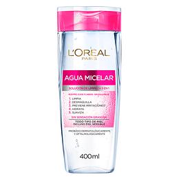 Agua Micelar 5 En 1 Hidra-Total 5 400Ml L'Oréal Paris