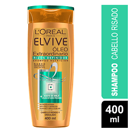 Elvive O.Extraord Curls Sh 400 ml