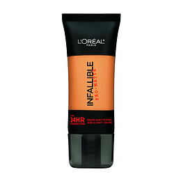 Base Infaillible Matte 106 Sun Beige L'Oréal Paris