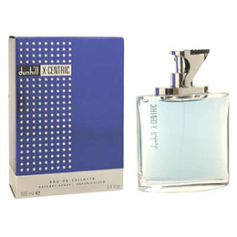 Dunhill X-Centric Edt 100Ml Hombre Dunhill
