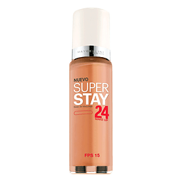 Base Maquillaje Superstay 24 Horas Beige Ensoleil Maybelline