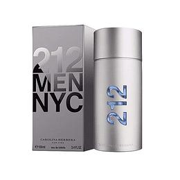 212 NYC Men 100ML EDT Hombre Carolina Herrera