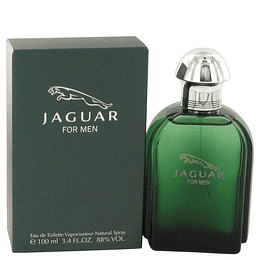 Jaguar Green 100ML EDT Hombre Jaguar