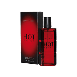 Hot Water Davidoff Edt 110ml Hombre
