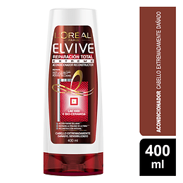 Elvive Rep.Total Extrema Ac 400 ml