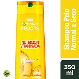 Fructis Nutricion Vitaminado Sh 350 ml