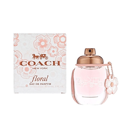 Coach New York Floral Edp 30Ml Mujer