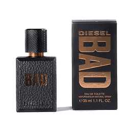 Diesel Bad Edt 35Ml Hombre