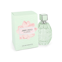 Jimmy Choo Floral Edt 40Ml Mujer