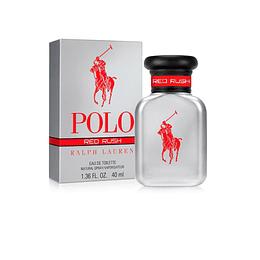 Polo Red Rush Ralph Lauren Edt 40Ml Hombre