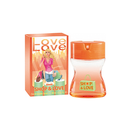 Love Love Shop Love   Edt 100 ml mujer