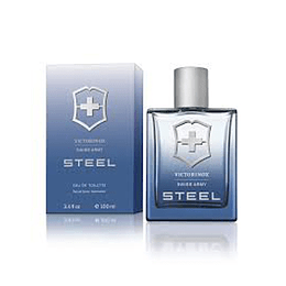 Swiss Army Steel Edt 100 ml hombre