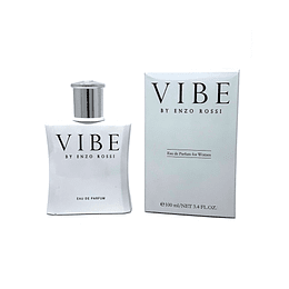 Vibe by Enzo Rossi Edp 100 ml Mujer