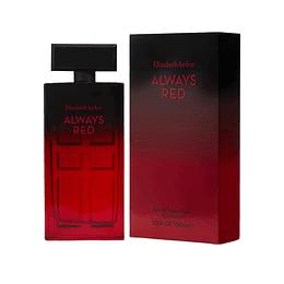 Always Red Elizabeth Arden Edt 100 ml Mujer