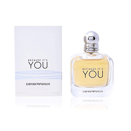 Because It's You Emporio Armani Edp 30Ml Mujer