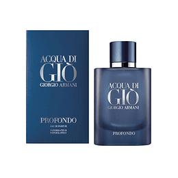 Aqua Di Gio Profondo Edp 75 ml