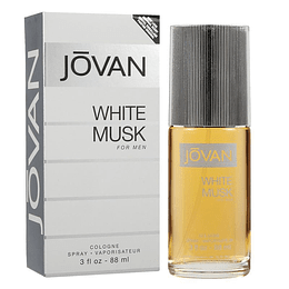 Jovan White Musk Cologne 88 ml Hombre