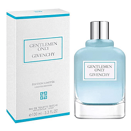 Gentlemen Only Givenchy EDT Fraiche Hombre 100 ml