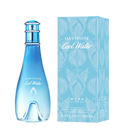 Cool Water Mera Collector Edition Edt 100ml Mujer