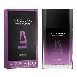 AZZARO POUR HOMME HOT PEPPER 100ML EDT HOMBRE