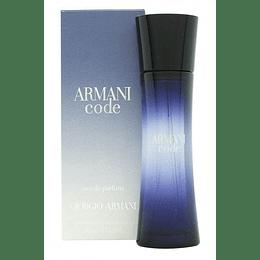 Armani code eau de parfum 30ml Mujer