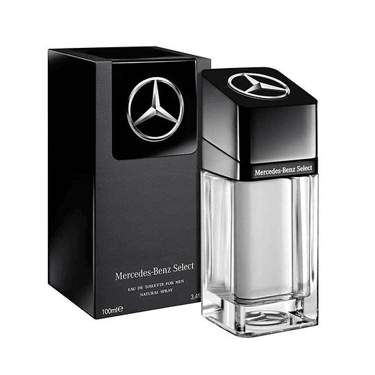 Mercedez Benz Select Edt 100Ml Hombre