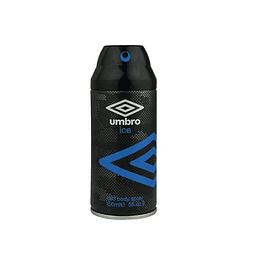 Umbro Ice Body Spray 150Ml Deo Hombre .