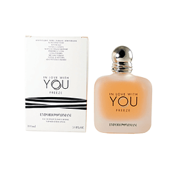 In Love With You Freeze EDP 100ml Tester Mujer Armani