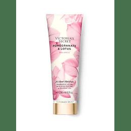 Pomegranate Lotus  Fragrance Lotion Crema 236ML Mujer Victoria Secret