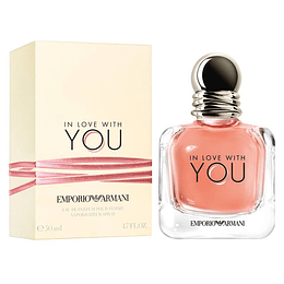 In Love With You EDP 50ml Mujer Armani