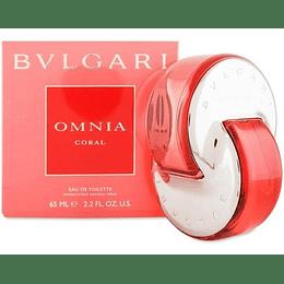 Omnia Coral EDT 65ml Mujer Bvlgari