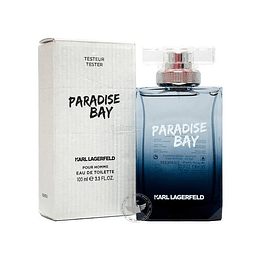 PARADISE BAY 100ML EDT HOMBRE TESTER
