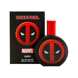 Marvel Deadpool Dark M 100Ml Edt
